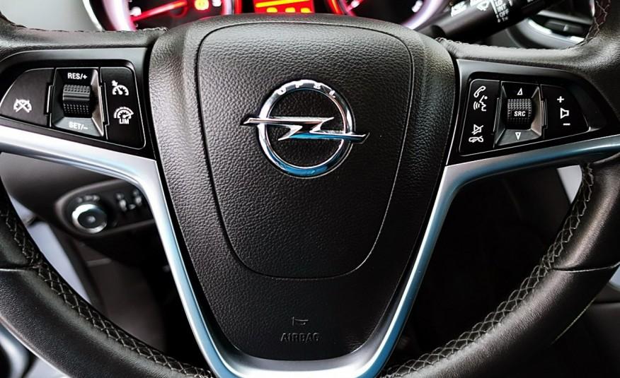 Opel Zafira 3 Lata GWARANCJA I-wł Kraj Bezwypadkowy 140KM 7-osób vat 23% TEMPOMAT 4x2 zdjęcie 14