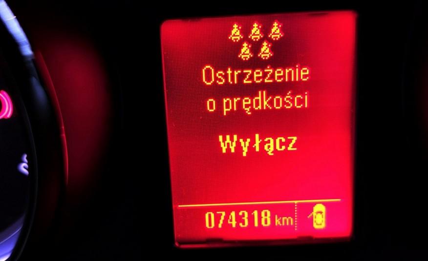 Opel Zafira 3 Lata GWARANCJA I-wł Kraj Bezwypadkowy 140KM 7-osób vat 23% TEMPOMAT 4x2 zdjęcie 17