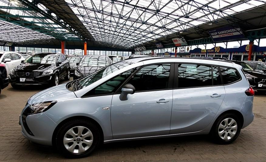 Opel Zafira 3 Lata GWARANCJA I-wł Kraj Bezwypadkowy 140KM 7-osób vat 23% TEMPOMAT 4x2 zdjęcie 25