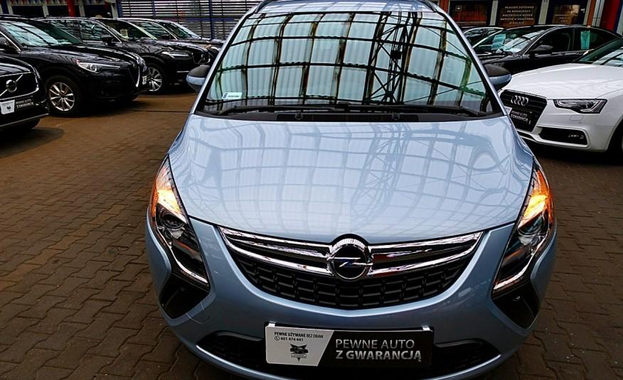 Opel Zafira 3 Lata GWARANCJA I-wł Kraj Bezwypadkowy 140KM 7-osób vat 23% TEMPOMAT 4x2 zdjęcie 26