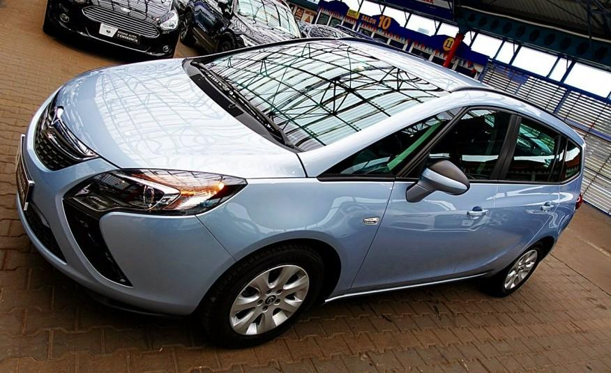 Opel Zafira 3 Lata GWARANCJA I-wł Kraj Bezwypadkowy 140KM 7-osób vat 23% TEMPOMAT 4x2 zdjęcie 30