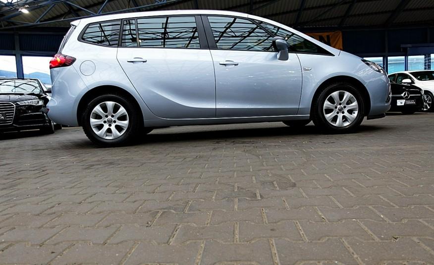 Opel Zafira 3 Lata GWARANCJA I-wł Kraj Bezwypadkowy 140KM 7-osób vat 23% TEMPOMAT 4x2 zdjęcie 44