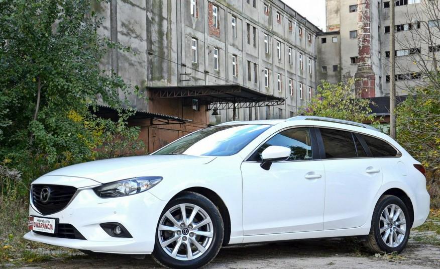 Mazda 6 2.0 16V SkyActiv Raty Zamiana Gwarancja Opłacony zdjęcie 3
