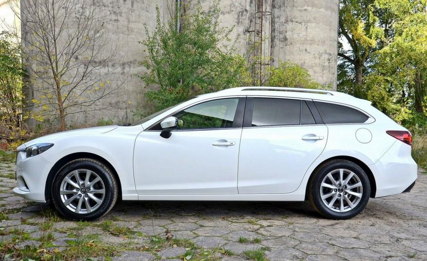 Mazda 6 2.0 16V SkyActiv Raty Zamiana Gwarancja Opłacony zdjęcie 4