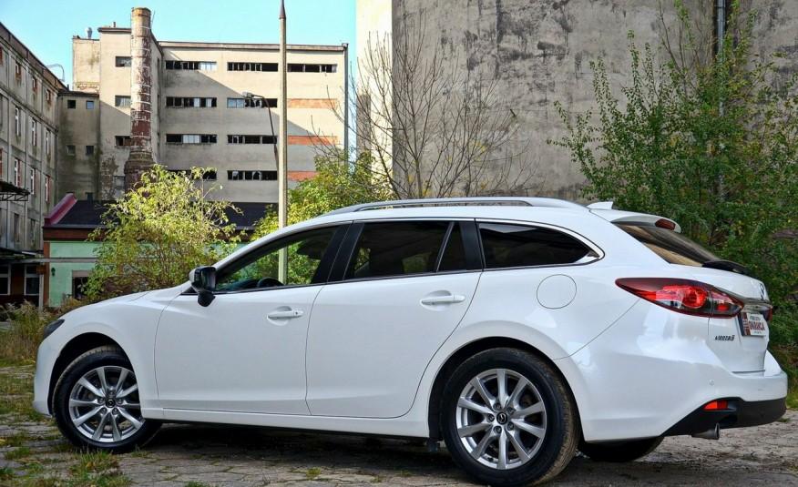 Mazda 6 2.0 16V SkyActiv Raty Zamiana Gwarancja Opłacony zdjęcie 5