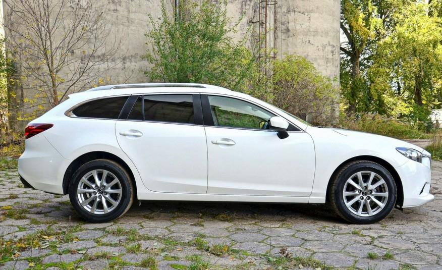 Mazda 6 2.0 16V SkyActiv Raty Zamiana Gwarancja Opłacony zdjęcie 12