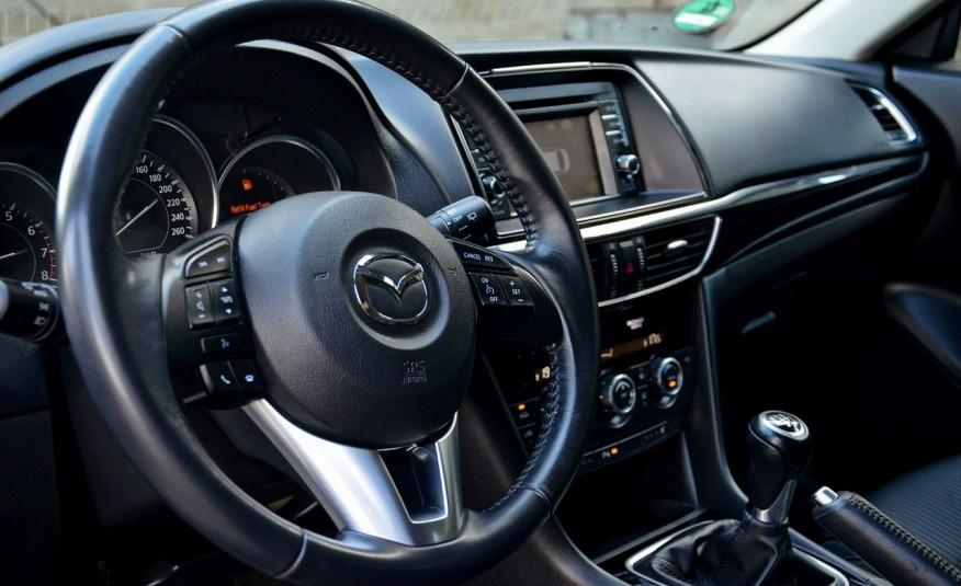 Mazda 6 2.0 16V SkyActiv Raty Zamiana Gwarancja Opłacony zdjęcie 19