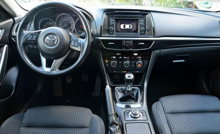 Mazda 6 2.0 16V SkyActiv Raty Zamiana Gwarancja Opłacony zdjęcie 24