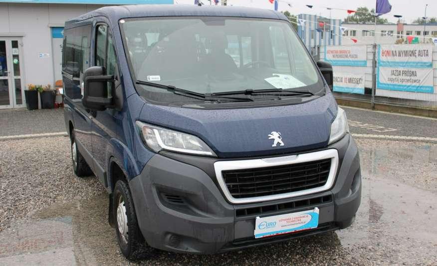 Peugeot Boxer F-Vat, Gwarancja, Salon Polska.9-osób zdjęcie 3