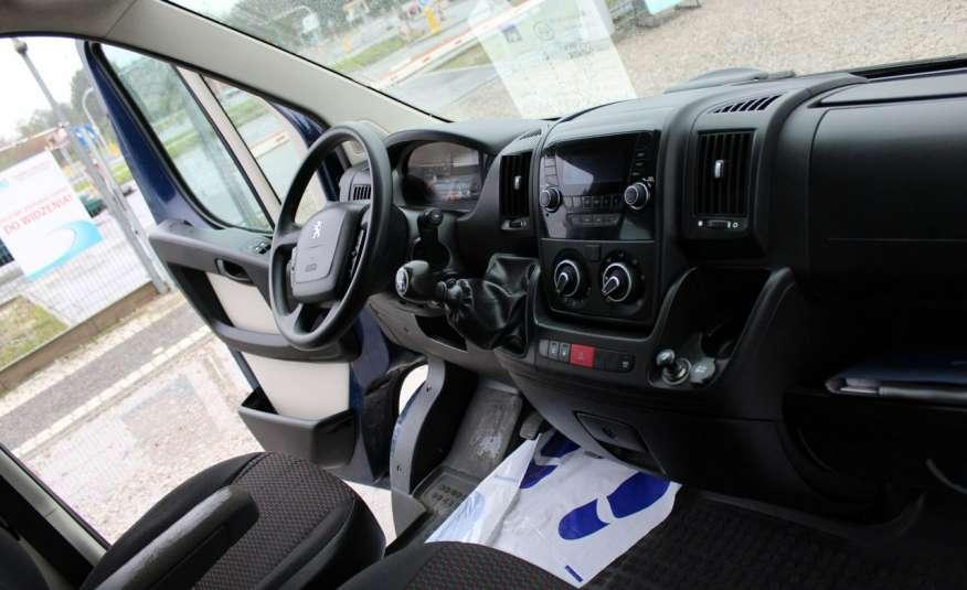 Peugeot Boxer F-Vat, Gwarancja, Salon Polska.9-osób zdjęcie 19