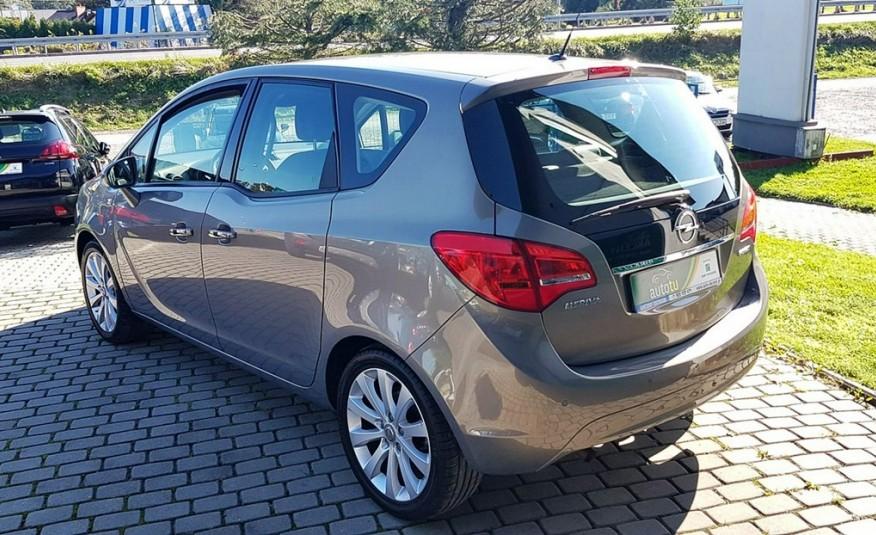 Opel Meriva Bezywpadkowy + + roczna gwarancja GetHelp w cenie zdjęcie 4