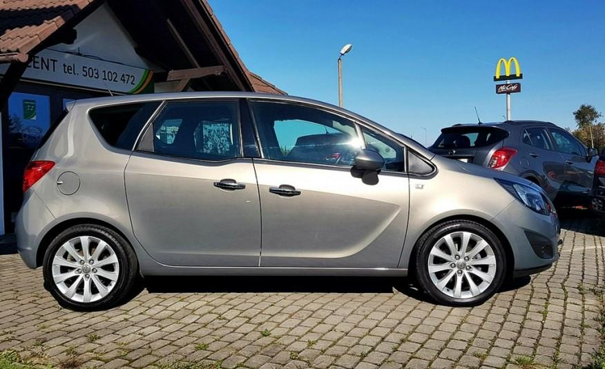 Opel Meriva Bezywpadkowy + + roczna gwarancja GetHelp w cenie zdjęcie 7