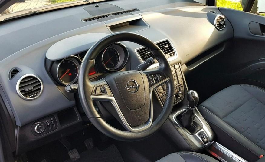 Opel Meriva Bezywpadkowy + + roczna gwarancja GetHelp w cenie zdjęcie 11