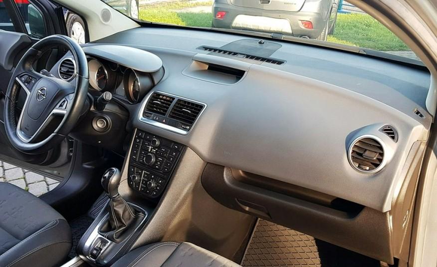 Opel Meriva Bezywpadkowy + + roczna gwarancja GetHelp w cenie zdjęcie 12