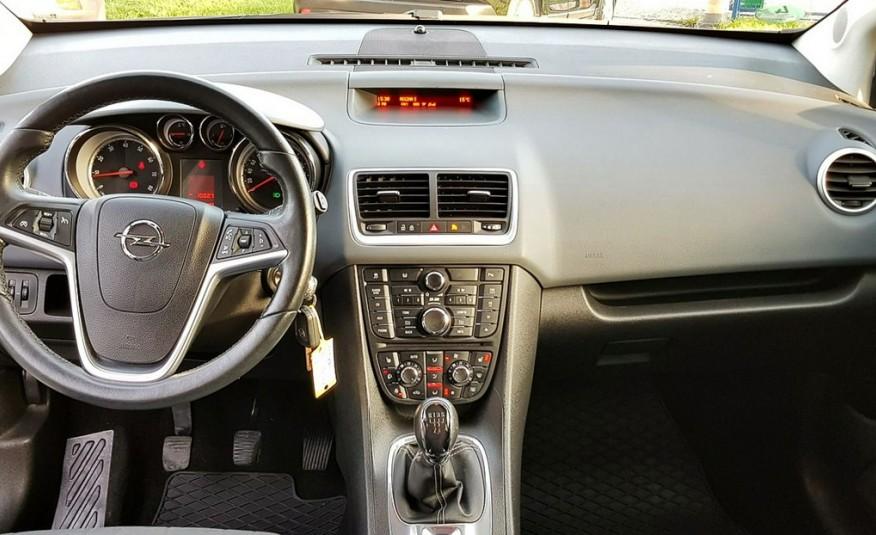 Opel Meriva Bezywpadkowy + + roczna gwarancja GetHelp w cenie zdjęcie 13