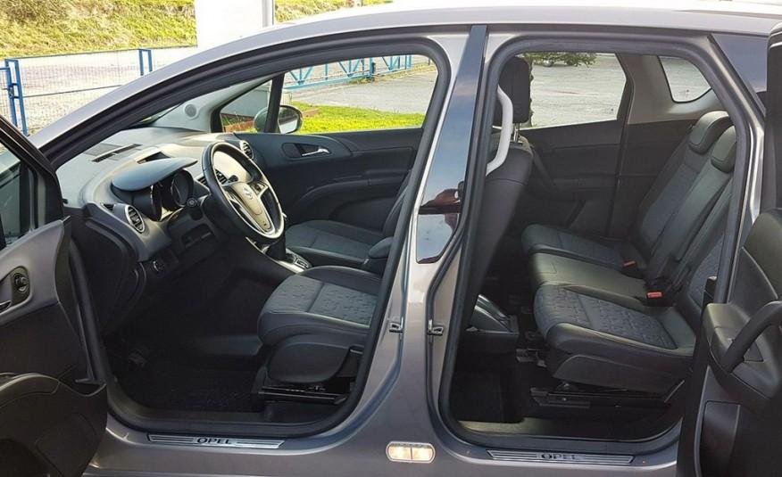 Opel Meriva Bezywpadkowy + + roczna gwarancja GetHelp w cenie zdjęcie 14