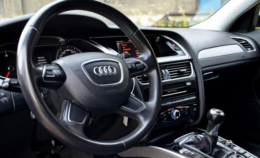 Audi A4 2.0 TDI 136PS Raty Zamiana Gwarancja Zarejestrowany zdjęcie 17