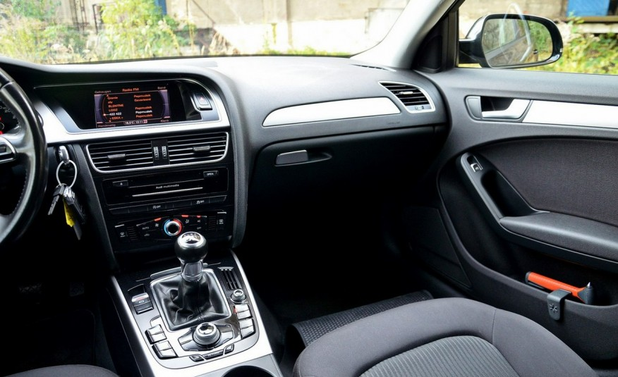 Audi A4 2.0 TDI 136PS Raty Zamiana Gwarancja Zarejestrowany zdjęcie 20