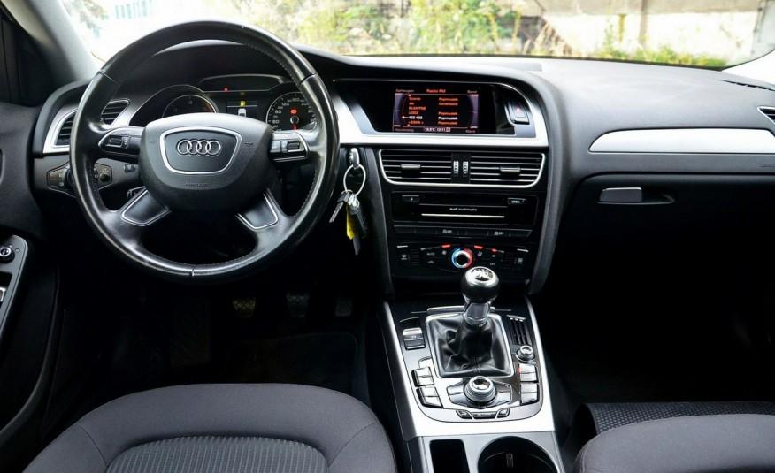 Audi A4 2.0 TDI 136PS Raty Zamiana Gwarancja Zarejestrowany zdjęcie 21