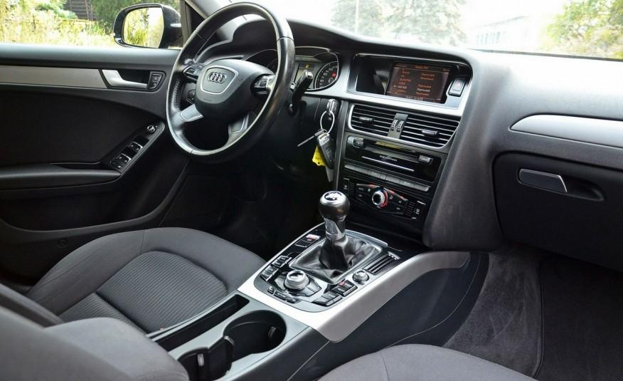 Audi A4 2.0 TDI 136PS Raty Zamiana Gwarancja Zarejestrowany zdjęcie 27