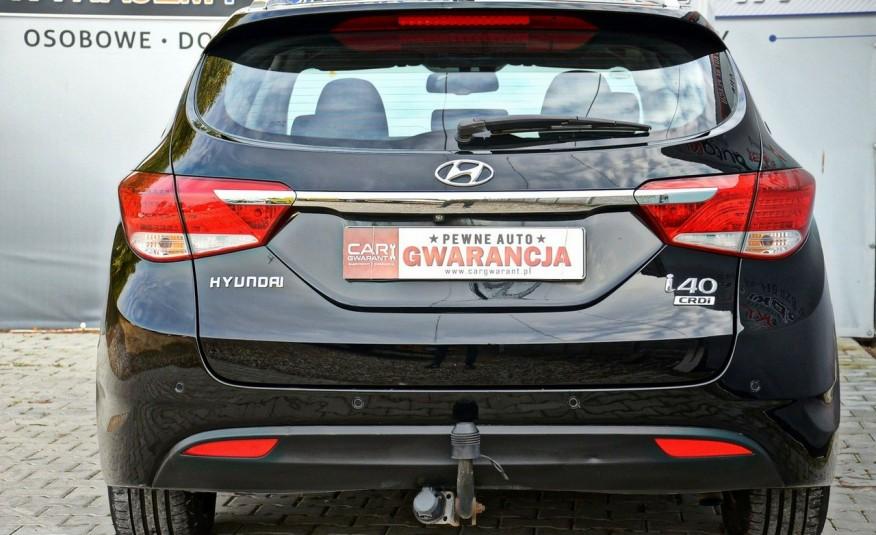 Hyundai i40 1.7 CRDi Raty Zamiana Gwarancja Zarejestrowany zdjęcie 7