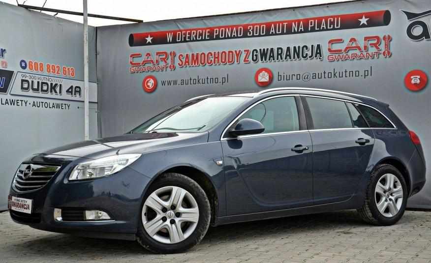 Opel Insignia 2.0 TURBO Raty Zamiana Gwarancja Opłacony zdjęcie 3