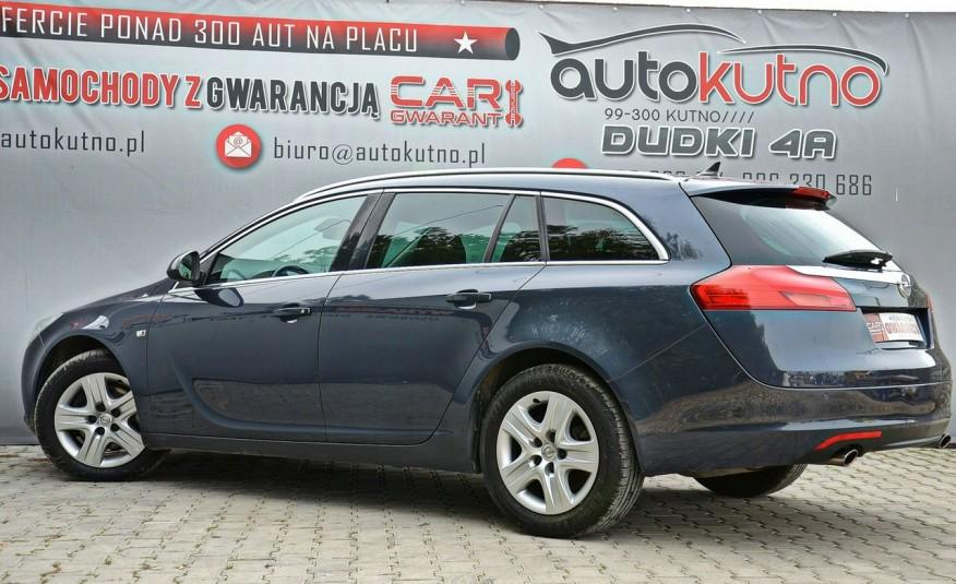 Opel Insignia 2.0 TURBO Raty Zamiana Gwarancja Opłacony zdjęcie 5