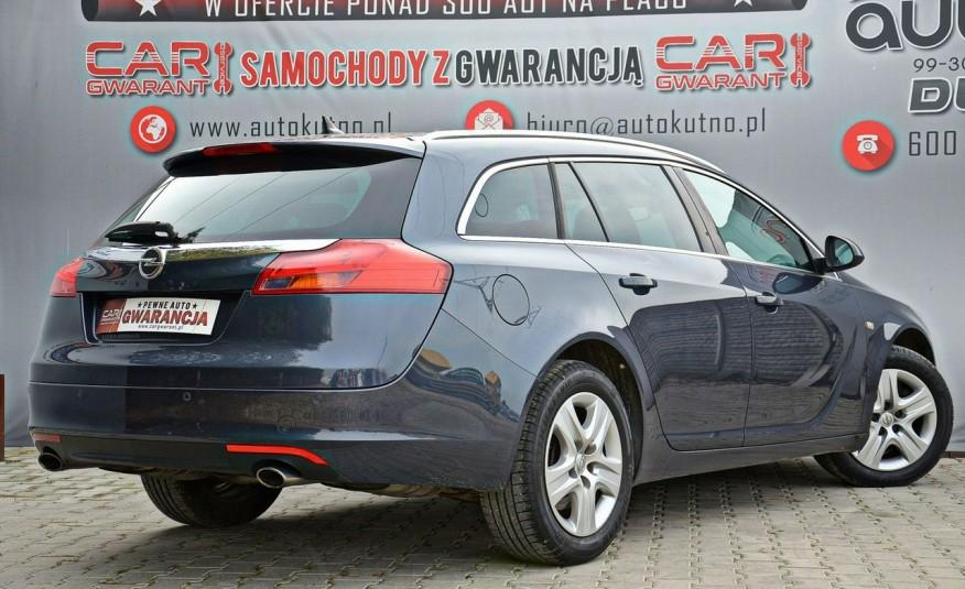 Opel Insignia 2.0 TURBO Raty Zamiana Gwarancja Opłacony zdjęcie 10