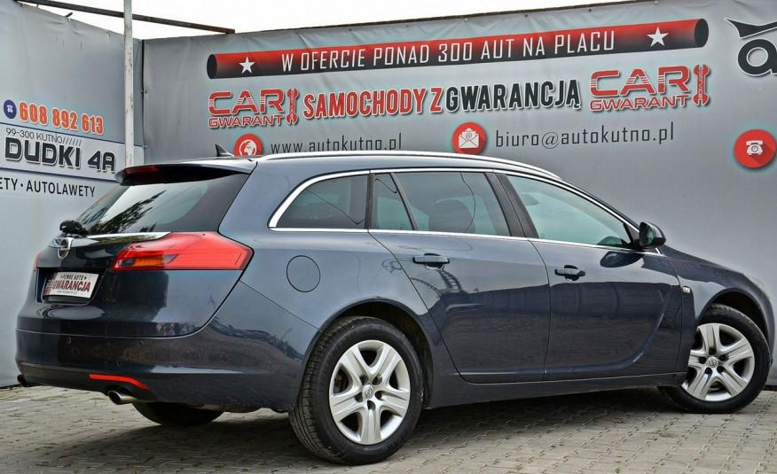 Opel Insignia 2.0 TURBO Raty Zamiana Gwarancja Opłacony zdjęcie 11