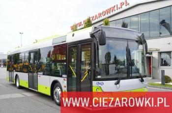 Inny Solbus Solcity SM 12 , LNG , E6 , autobus miejski , 26 + 1 miejsc , 80 pasażerów , 3 wejścia , klima , salon Polska , tylko 130 tys km