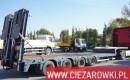 Nooteboom OSDS-58-04 , 4 osie , najazdy hydrauliczne , poszerzana , 13.15 x 3.07m , 2 osie skętne , oś podnoszona , dmc 41.000kg , naczepa niskopodowziowa , naczepa platforma , transport masz zdjęcie 1