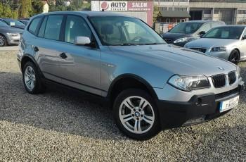 BMW X3 2.0 D 150KM 4x4 Ks. Serwisowa