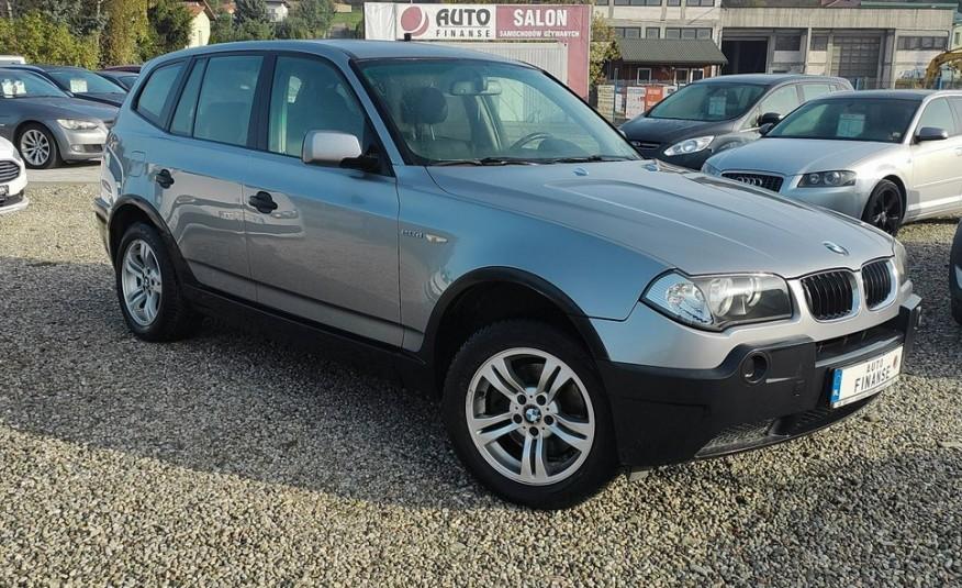 BMW X3 2.0 D 150KM 4x4 Ks. Serwisowa zdjęcie