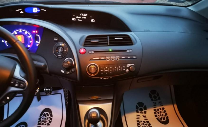 Honda Civic Gwarancja, Serwis zdjęcie 3