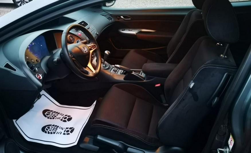 Honda Civic Gwarancja, Serwis zdjęcie 8