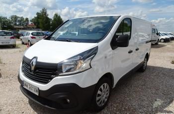 Renault Trafic L1H1 Salon PL 1 wł ASO FV23% Transport GRATIS