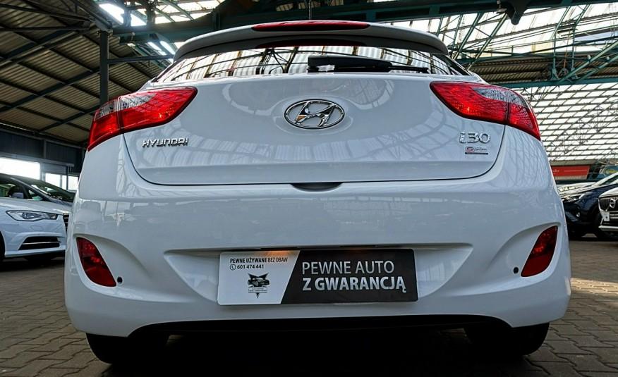 Hyundai i30 3 Lata GWARANCJA I-wł Kraj Bezwypadkowy 6-biegów LEDY+Bluetooth FV23% 4x2 zdjęcie 2