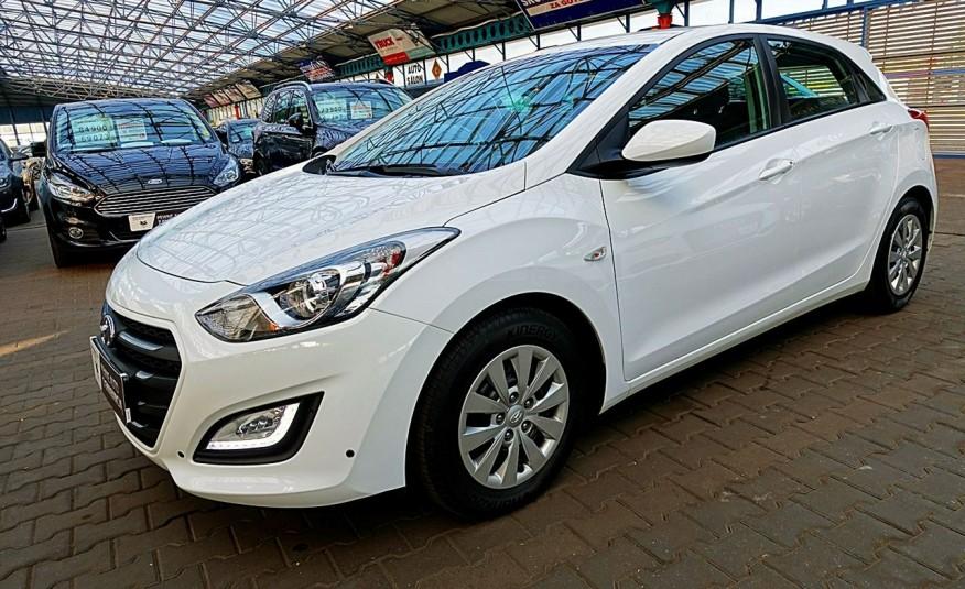 Hyundai i30 3 Lata GWARANCJA I-wł Kraj Bezwypadkowy 6-biegów LEDY+Bluetooth FV23% 4x2 zdjęcie 6