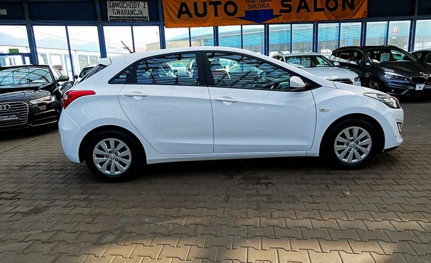 Hyundai i30 3 Lata GWARANCJA I-wł Kraj Bezwypadkowy 6-biegów LEDY+Bluetooth FV23% 4x2 zdjęcie 21