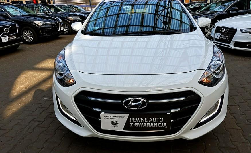 Hyundai i30 3 Lata GWARANCJA I-wł Kraj Bezwypadkowy 6-biegów LEDY+Bluetooth FV23% 4x2 zdjęcie 30