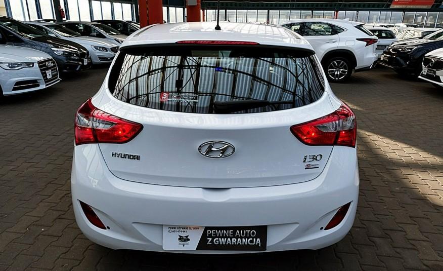 Hyundai i30 3 Lata GWARANCJA I-wł Kraj Bezwypadkowy 6-biegów LEDY+Bluetooth FV23% 4x2 zdjęcie 31
