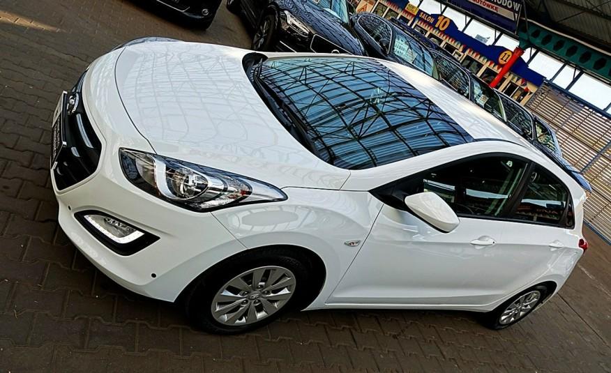 Hyundai i30 3 Lata GWARANCJA I-wł Kraj Bezwypadkowy 6-biegów LEDY+Bluetooth FV23% 4x2 zdjęcie 33