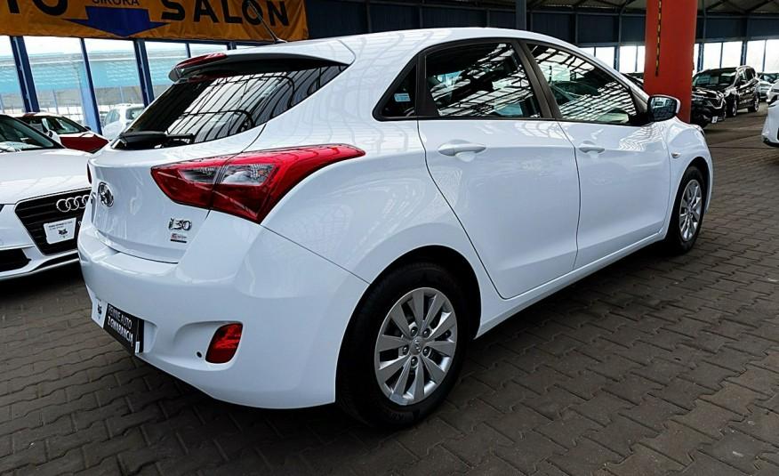 Hyundai i30 3 Lata GWARANCJA I-wł Kraj Bezwypadkowy 6-biegów LEDY+Bluetooth FV23% 4x2 zdjęcie 34