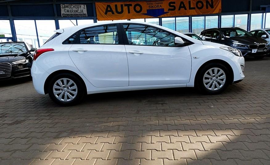 Hyundai i30 3 Lata GWARANCJA I-wł Kraj Bezwypadkowy 6-biegów LEDY+Bluetooth FV23% 4x2 zdjęcie 37