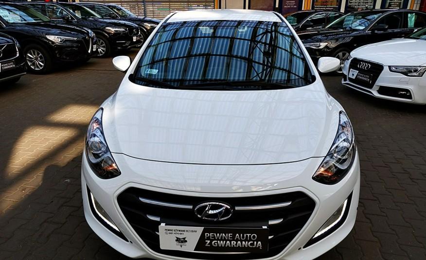 Hyundai i30 3 Lata GWARANCJA I-wł Kraj Bezwypadkowy 6-biegów LEDY+Bluetooth FV23% 4x2 zdjęcie 38