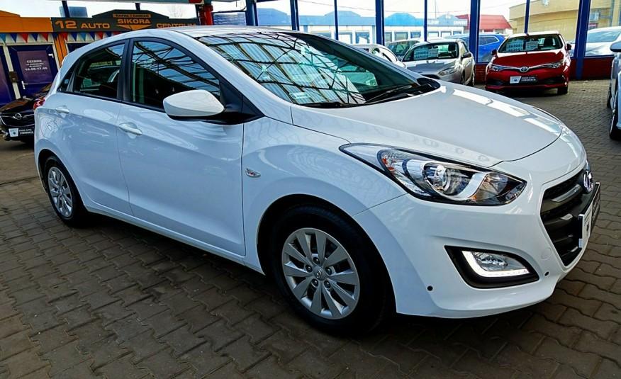 Hyundai i30 3 Lata GWARANCJA I-wł Kraj Bezwypadkowy 6-biegów LEDY+Bluetooth FV23% 4x2 zdjęcie 39