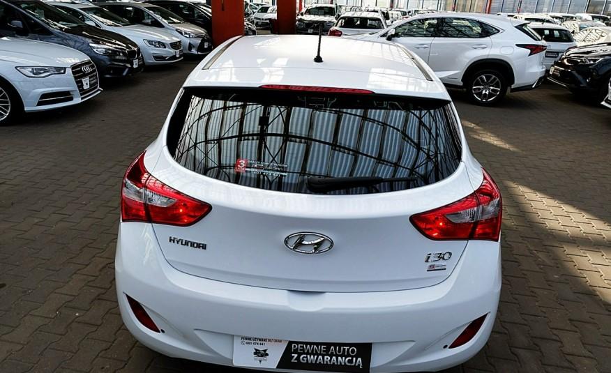Hyundai i30 3 Lata GWARANCJA I-wł Kraj Bezwypadkowy 6-biegów LEDY+Bluetooth FV23% 4x2 zdjęcie 40