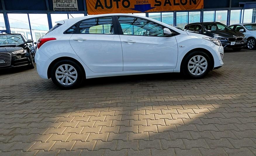 Hyundai i30 3 Lata GWARANCJA I-wł Kraj Bezwypadkowy 6-biegów LEDY+Bluetooth FV23% 4x2 zdjęcie 43