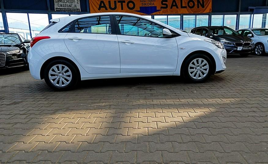 Hyundai i30 3 Lata GWARANCJA I-wł Kraj Bezwypadkowy 6-biegów LEDY+Bluetooth FV23% 4x2 zdjęcie 48