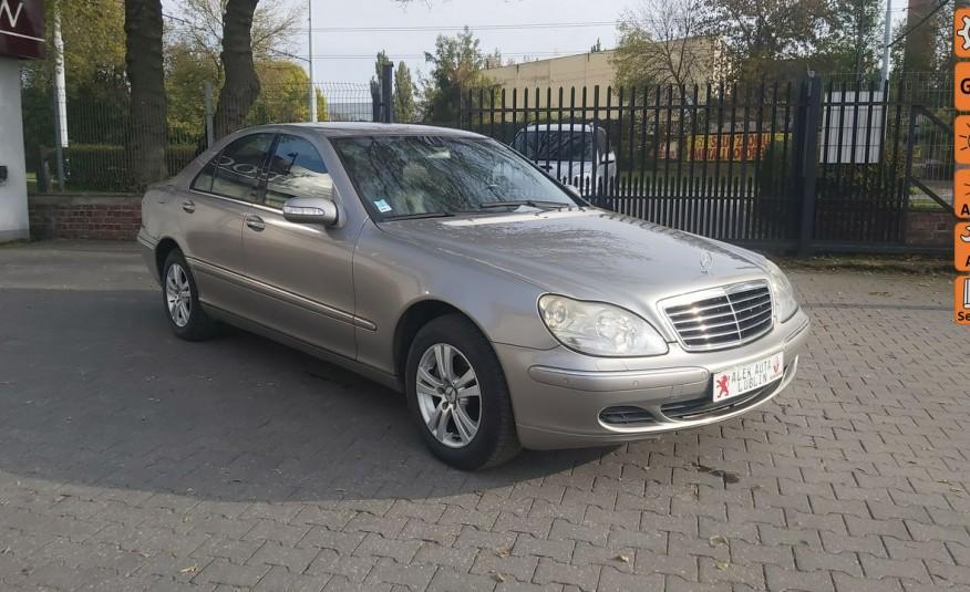 Mercedes S 320 S KLASA 320 CDI 218KM zdjęcie 1
